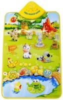 Littlegrin Yiqu Super Farm Musical Carpet For Baby Toddler Kids (Multicolor)