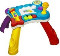 Playskool Rocktivity Sit To Stand Music Skool Toy (Multicolor)