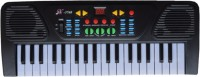 Tara Lifestyle MQ 3768 - 37 Keys Musical Electronic Keyboard With AC/DC Charging Facility (Multicolor)