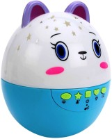 Smiles Creation Cute Roly Poly Cartoon Egg (Multicolor)