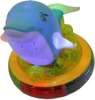 Just Toyz Melody Blue Projector Dolphin (Multicolor)