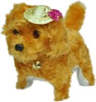 Turban Toys Musical Dog Walk And Bark (Multicolor)