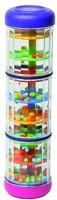 Hohner Kids Musical Toys MP-200 8-Inch Mini Rainmaker Shaker (Multicolor)