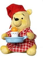 Teddy Funskool Winnie The Pooh (Yellow)
