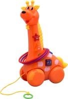 U Smile Musical Animal Toy (Multicolor)