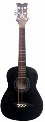 Granada Acoustic Guitar Junior PRS8 Black available at Flipkart for Rs.4250