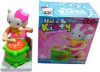 ToyTree Hello Kitty Music Drummer (Multicolor)