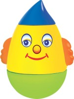 Toyzee Roly Poly Humpty Dumpty Toy (Multicolor)
