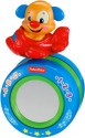 Fisher-Price Laugh & Learn Puppys Crawl-along Musical Ball