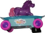 Srihpe Musical Instruments & Toys Srihpe Skateboard Horse With Light And Music