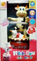 Ruppiee Shoppiee Milch Cow Hula Hoop (Multicolor)