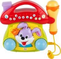 Walk Over Totally Toys Cute Mushroom Music Jukebox (Multicolor)