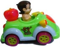 Scrazy Chota Bheem Car (Green)