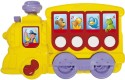 Simba ABC Musical Locomotive With Demo Melodies - Multicolor