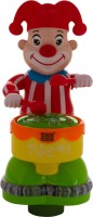Mee Mee Charming Musical Clown (Red)