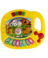MyAngel Baby Musical Toy (Multicolor)