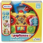 Little Tikes Musical Instruments & Toys Little Tikes PopTunes Boom Box