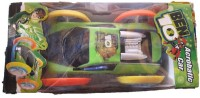 OZ BEN 10 ACROBATIC CAR (Multicolor)