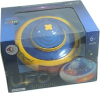 SILTASON SHAKTI UFO EXPLORER TOY (Blue, Yellow)