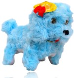Planet of Toys Musical Instruments & Toys Planet of Toys Walking Barking Dog With Flashing Eyes