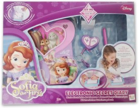IMC SOFIA THE FIRST-ELECTRONIC SECRET DIARY