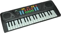 Zaprap Musical Electronic Keyboard Piano (Black)