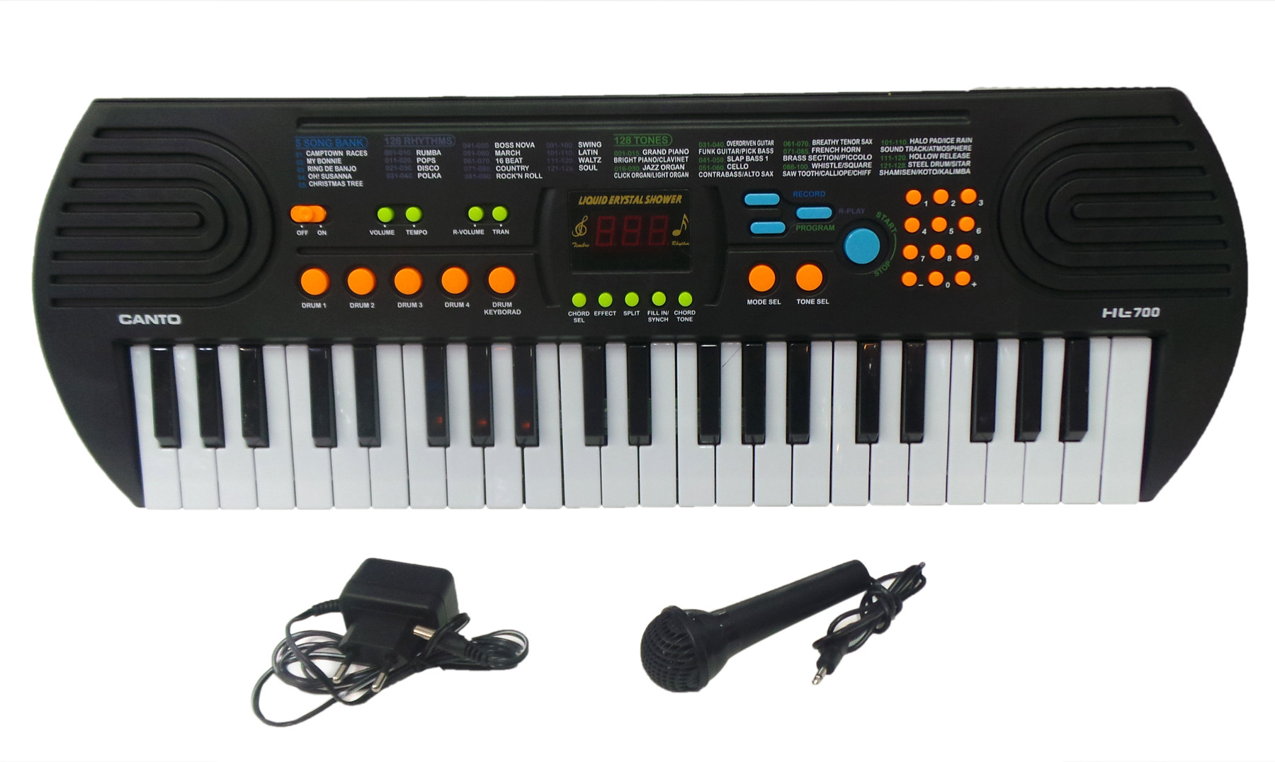 Electronic Toy Toy Mall Electronic Keyboard