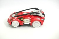 Alarafaat Musical Car Toy For Kids (Red)