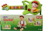 Prasid Musical Instruments & Toys Prasid Mini Guitar