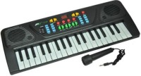 Dinoimpex Dino 37 Key Electronic Melody Piano - (Black)
