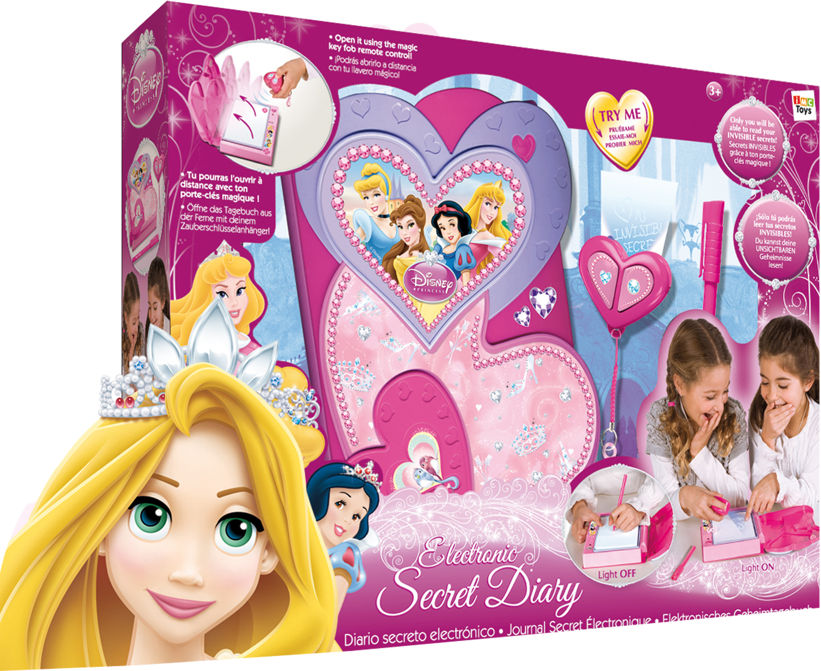 Barbie Electronic Secret Diary Imc dp Electronic Secret Diary