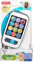 Fisher Price Fisher-Price Smart Phone - Multi Coloured (Multicolor)