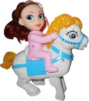Smart Picks Doll Horse Lighting Toy (Multicolor)