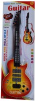 Tara Lifestyle Musical Guitar For Kids Battery Operated With Pop Music Fetching Lights (Multicolor)