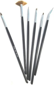Leysha Leysha Nail Art Brush ( set of 6)