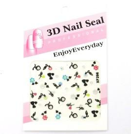 SPM Magnificient Nail Art Pasting Stickers 3d