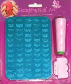 Royalifestyle Nail Art Stamping Kit