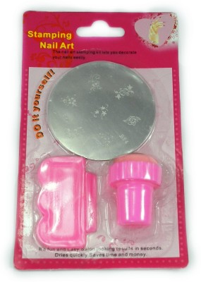 SPM Nail Arts SPM Nail Art Stamp For Women Kit