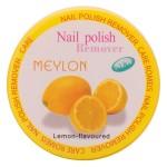 meylon paris Nail Paint Removers meylon paris nail polish remover lemon