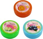 Steel Paris Nail Paint Removers Steel Paris Nail Polish Remover Orange Blueberry Apple