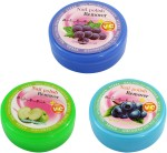 Steel Paris Nail Paint Removers Steel Paris Nail Polish Remover Grape Blueberry Apple