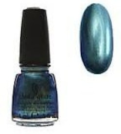 China Glaze Bohemian Collection Deviantly Daring 81172 (BLACK CAP) 15 ml