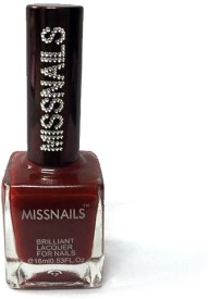 Miss Nails Memorable Maroon 16 ml