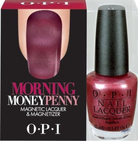 OPI Morning MoneyPenny Magnetic Lacquer and Magnetizer 15 ml
