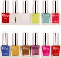 ForSure Trendy 118.8 Ml (Clear, White, Mustard Yellow, Blue, Neon Green, Red, Light Pink, Peach Pink, Sky Blue, Red, Brown, Pink)