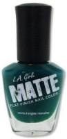 L.A. Girl Matte Flat Finish 14 Ml (Matte Alpine Green Nl 536)