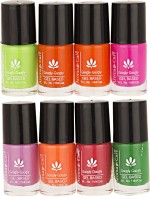 Aroma Care Nail Polishes 01 02