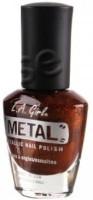 L.A. Girl Metal Nail Polish Copper Alloy GNL151 14 Ml (Copper Alloy)