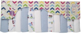 Mommas Baby Blue Set of 12 Napkins