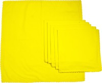 Chromatic Collections POMIGRANTE-26-A Set Of 6 Napkins Yellow